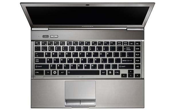 Portege z830 Toshiba ultraportátil