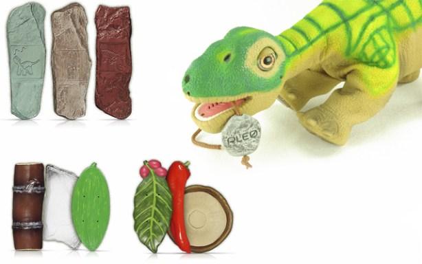 Algunos accesorios que puedes adquirir para tu Pleo Rb