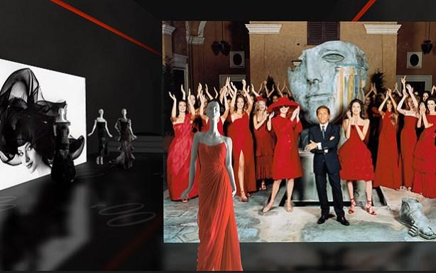 Museo virtual de Valentino