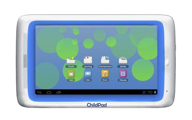 ChildPad es la tableta de Archos especial para niños
