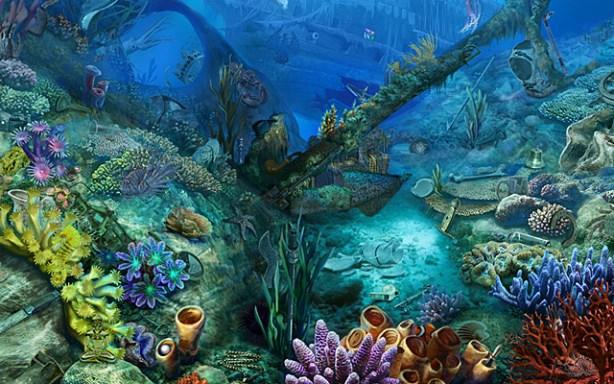 Hidden Chronicles Underwater