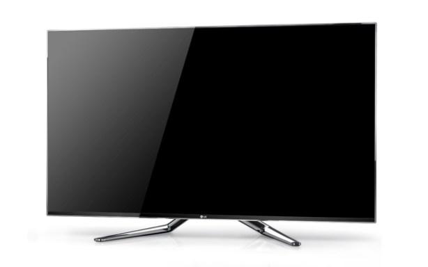 Cinema 3D Smart TV de LG modelo LM960V