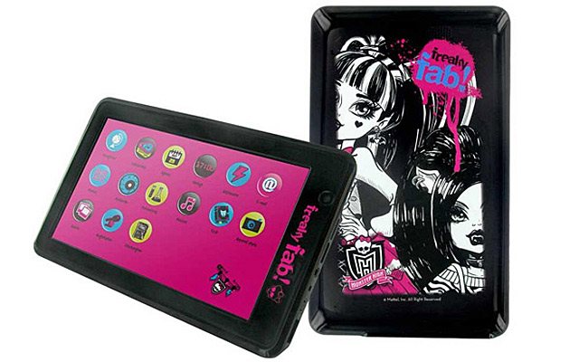 Monster High tablet