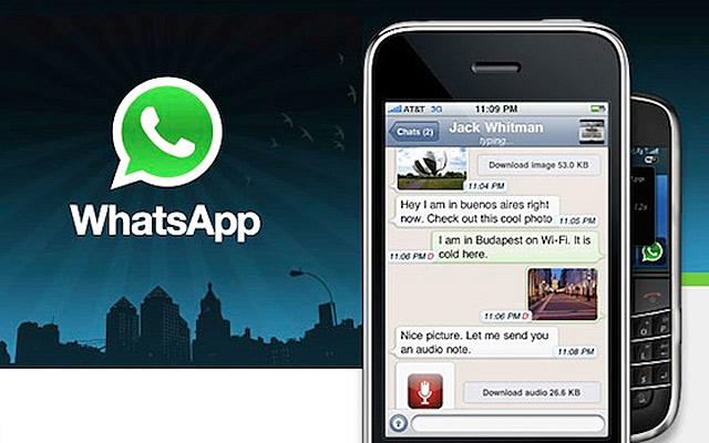 whatsapp iphone 3g