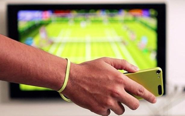 Motion tennis iPhone Apple TV