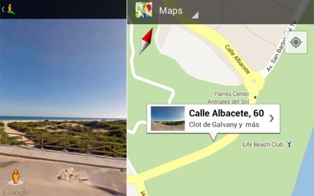 Envía una dirección desde tu smartphone con Google Maps