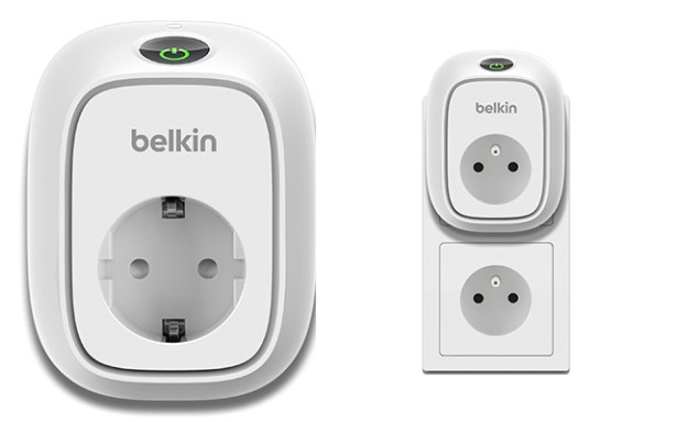 Al interruptor WeMo Insight  puedes acceder desde el smartphone o tableta (Android o iOS)