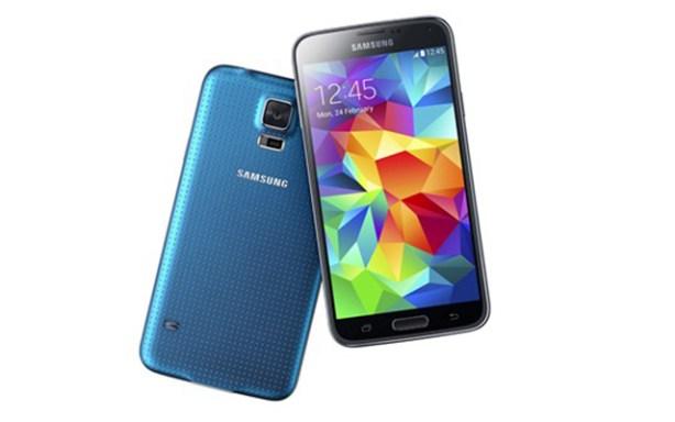 Samsung Galaxy S5 disponible en 4 colores