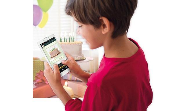 PaquitoMix, el phablet de Imaginarium para niños