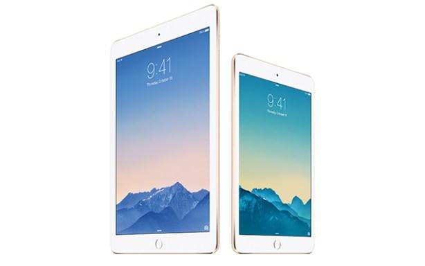 Apple también presentó el iPad Mini 3