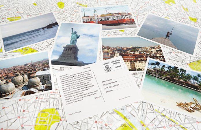 Paper Lover convierte tus fotos en postales