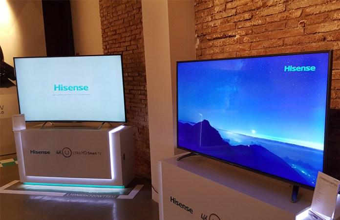 Hisense TV 4K