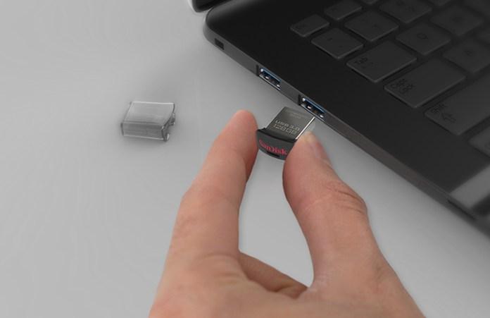 SanDisk Ultra Fit 3.0