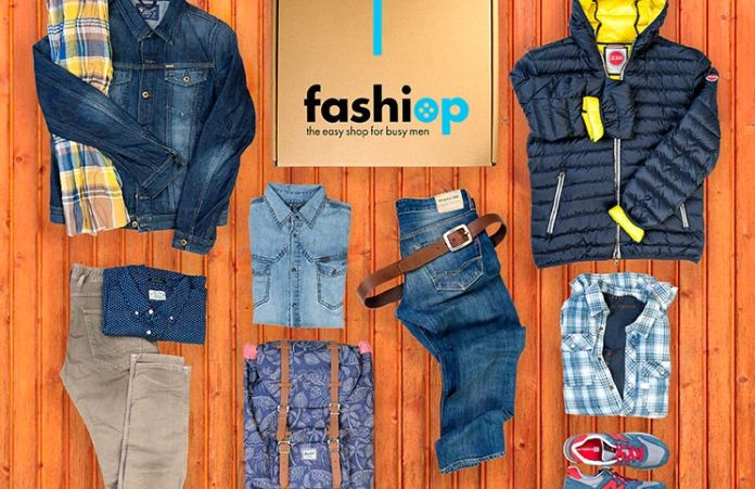 Fashiop-1 moda para hombres