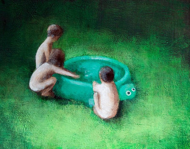 Turtle pool 3