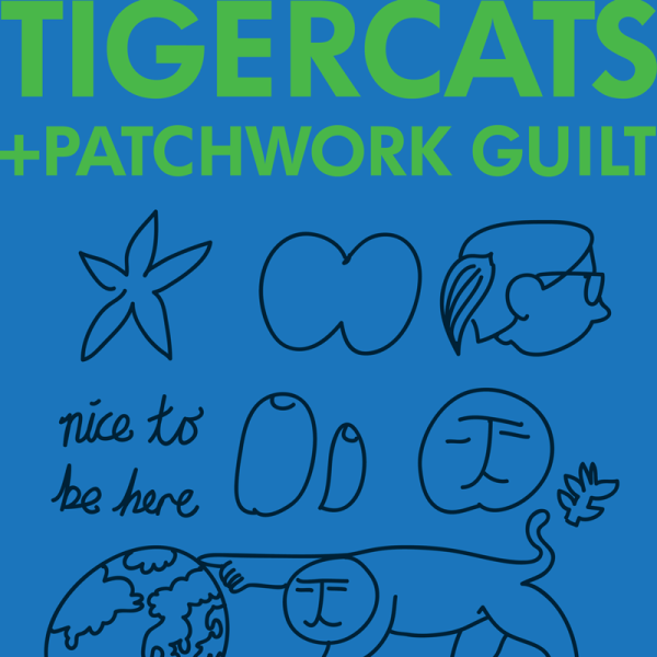 Tigercats and Patchwork Guilt