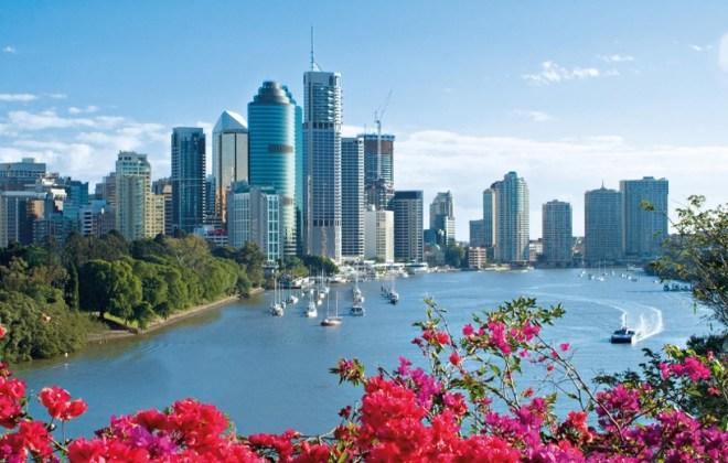 Scenic Brisbane