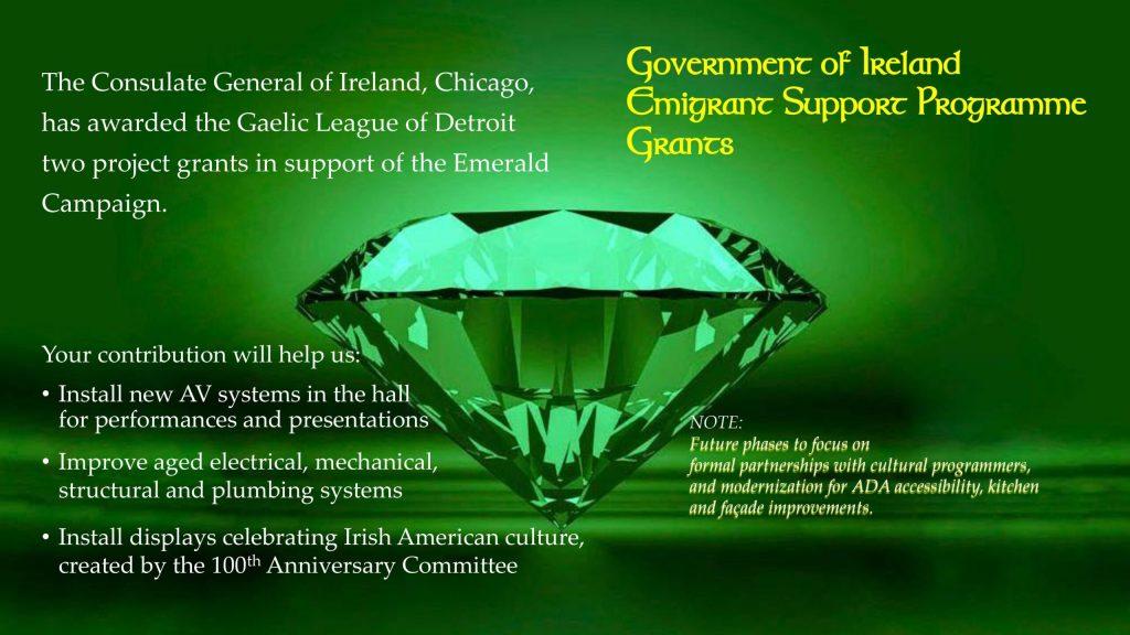 Emerald Campaign 07