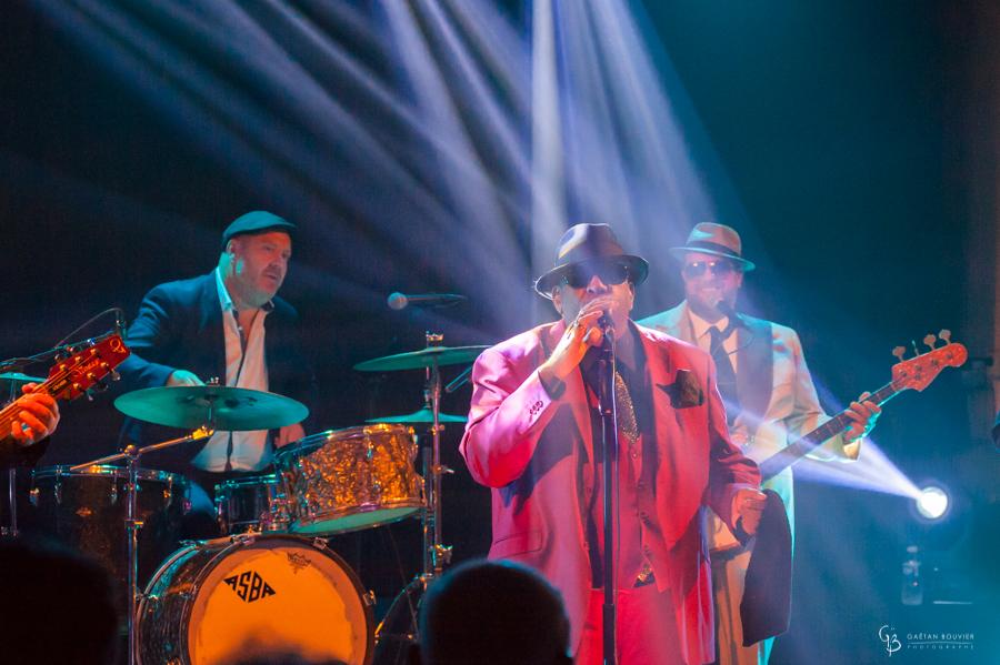 Donald Ray Johnson & Gas Blues Band