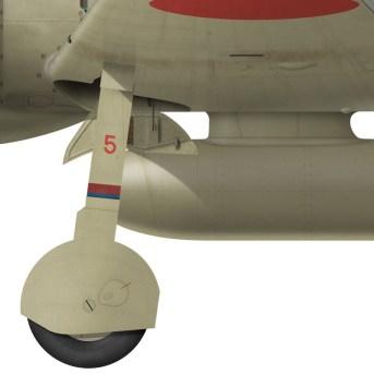 IJN, A6M2 Model 21, Lt Yoshio Shiga, Kaga, 1st Koku Kantai, 1st Koku Sentai, Pearl Harbor, 7 December 1941 3
