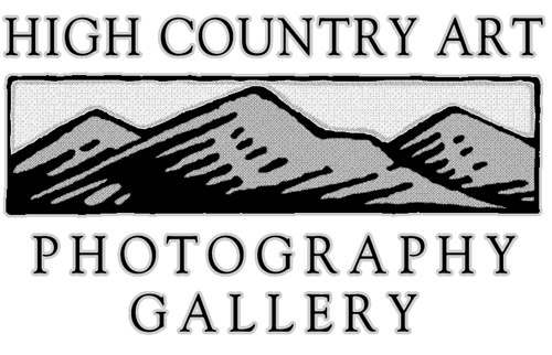 High country photo logo