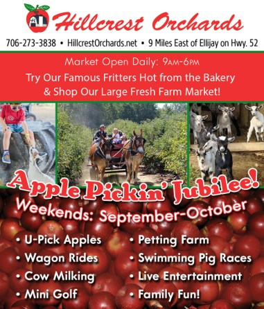 Hillcrest Orchards Ad17