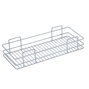 STAINLESS STEEL DRAWER BASKET (4″ HEIGHT X 8″ WIDTH X 20″ DEPTH)