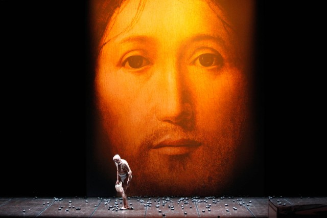 Socìetas Raffaello Sanzio, Sul concetto di volto nel Figlio di Dio