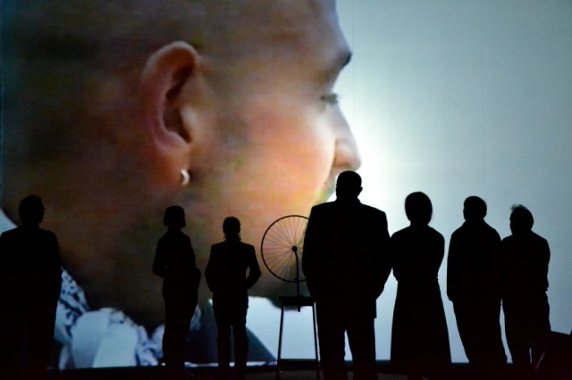 Teatro delle Albe, Pantani - foto Fagio