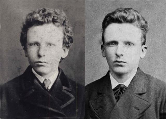 Vincent e Theo Van Gogh
