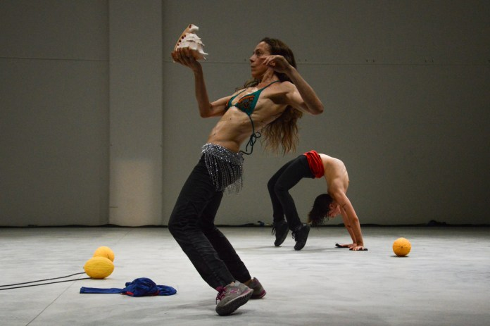 Cristina Rizzo, NO TENGO DINERO - foto di Noemi Bruschi