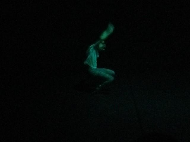 Simona Bertozzi, OBLIQUE. appunti coreografici