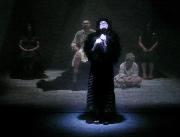 Lenz Rifrazioni + Robin Rimbaud aka Scanner - Verdi Re Lear - © Francesco Pititto