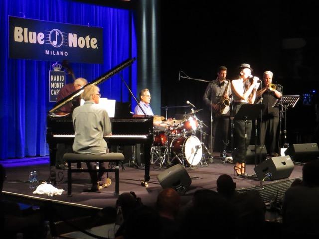 Max Weingerb Jazz Quintet con ospite Nina Zilli