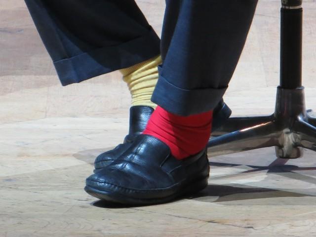 Le calze di Francis Ford Coppola – perché no?