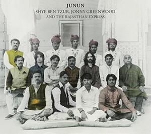 Junun (2) copertina album