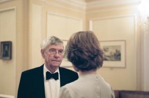 Tom Courtenay e Charlotte Rampling