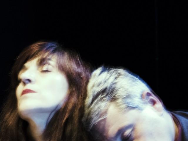 Elena Bucci e Marco Sgrosso - foto di Patrizia Piccino