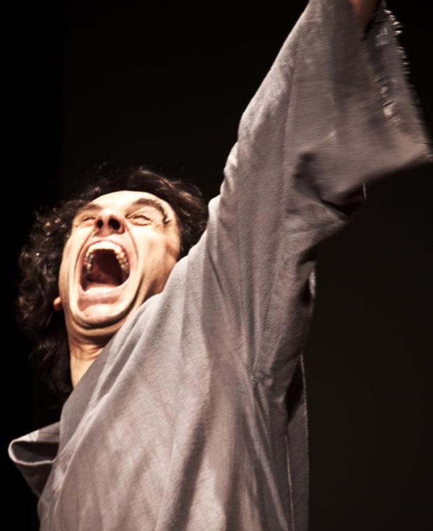 Matteo Belli - foto di Riccardo Bonuccelli