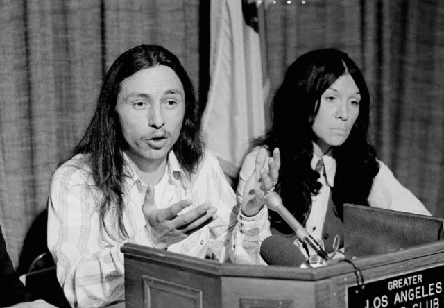 John Trudell & Buffy Sainte-Marie – 1975