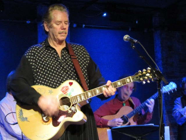 Dan Hicks, New York 2010 – foto di Cico Casartelli