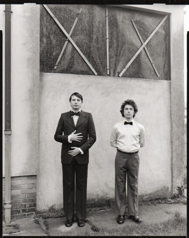 Roberto Magnani e Simone Marzocchi - foto di Cesare Fabbri