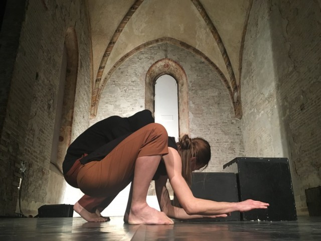 Anatomia, Compagnia Simona Bertozzi-Nexus - foto Nexus