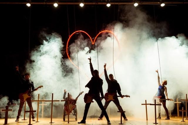 Babilonia Teatri, David è morto - foto di Eleonora Cavallo