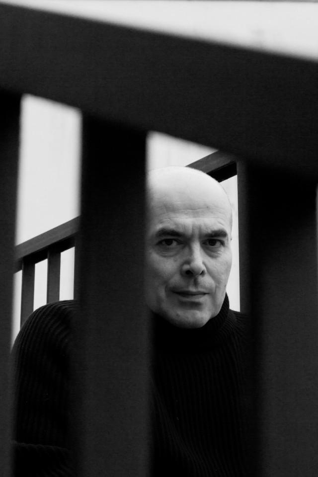 Luigi Dadina - foto Claire Pasquier