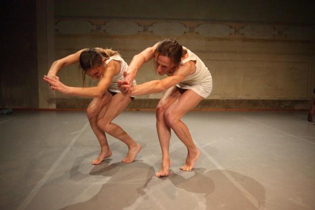 Prometeo: Il Dono, Compagnia Simona Bertozzi-Nexus - foto Luca Del Pia