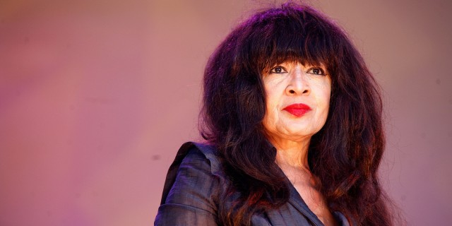 "NEW YORK, NY - JULY 30: Ronnie Spector performs at ""Ponderosa Stomp: She's Got The Power"" during the 2011 Lincoln Center Out of Doors at Damrosch Park Bandshell on July 30, 2011 in New York City. (Photo by Andy Kropa/Getty Images)"
