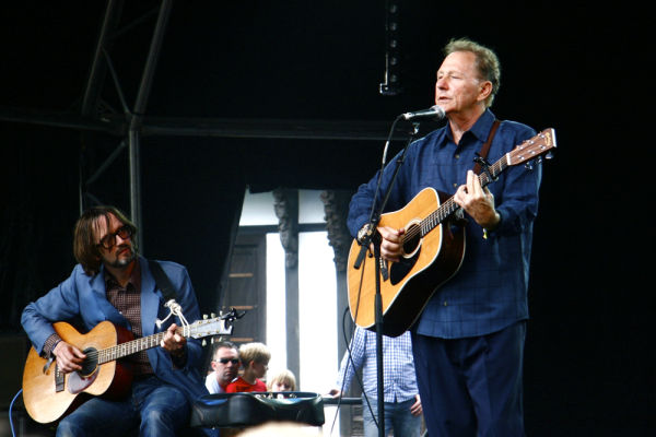 Bob Lind con Jarvis Cocker