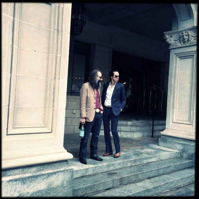 Nick Cave & Warren Ellis 43