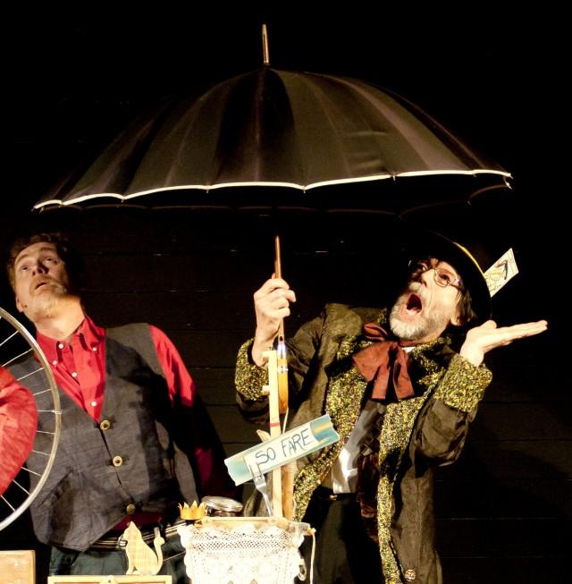 Teatro dell'Orsa, A Ritrovar le Storie - foto di Nicolò Degl'Incerti Tocci
